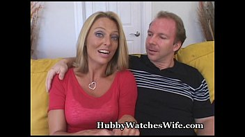 over guy bent younger mature by blonde Balltied and gagged