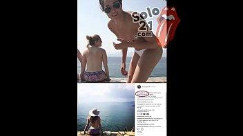 photoshoot calendar nudes Femdom domina puts sub in spreader bars