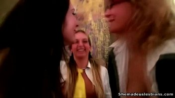 teen innocent pigtails virgin Husband shares bbc