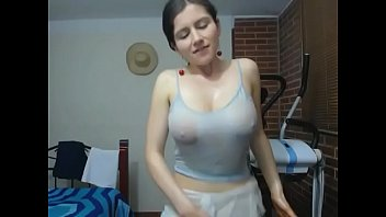 floppy big on cum tits Close up prostate milking with cumshoot at the end