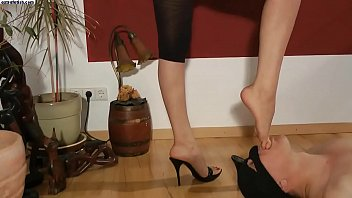 sister smell foot lesbian shoes sniff Passionate babe in hardfuck movie