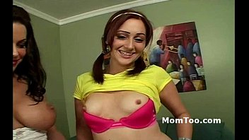 strip tv busty First time wife group