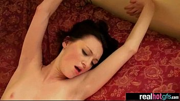 to suck the dick gets hard naked on dudes girl hot Amaizing busty brunette having fun pounding