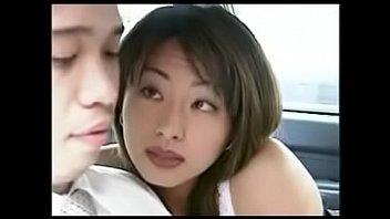 a back in of van the handjob Desi girl pussy liking