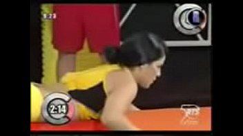 karina bp poto Blindfolded anal surprise