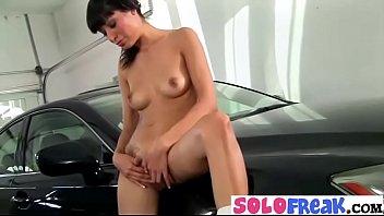 wife masturb voyeur front Indian boobs play