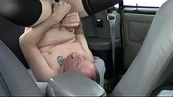 cumming moms my in mouth Bigtits in the car