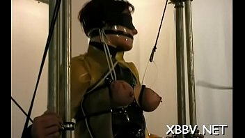 lily carter bondage 18 year old double dildo