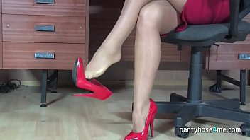 applewood aj pantyhose Veronica avluv show me who is the boss