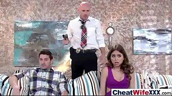 cheating wife boss Wife high cock