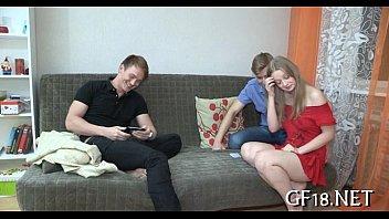 his girlfriend undressing boy Maduras villa el salvador