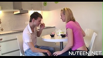 friend s best brother teen cute by fucked Sexo com cavalo 3d
